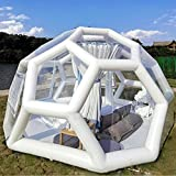 HIMA Monkey Panorama Lounge Tunnel Simple de Tente de Camping Gonflable Transparent...
