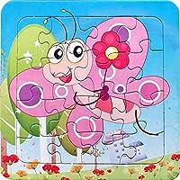 Yobooom Puzzle für Kinder, 16 Teile