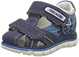 PRIMIGI Jungen PTZ 13631 T-Spangen Sandalen, Blu (Azzurrobaltic), 25 EU