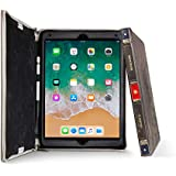 Twelve South BookBook for iPad Pro 10.5 inch | Hardback leather case, Apple Pencil Storage and easel for iPad Pro