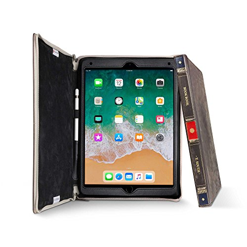 Twelve South 12-1749 BookBook Folio-Tasche für Apple iPad Pro, 10,5 Zoll , braun