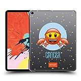 Head Case Designs Offizielle Emoji Krebs Sternzeichen Harte Rueckseiten Huelle kompatibel mit iPad Pro 12.9 (2018)