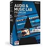 MAGIX Audio & Music Lab 2017 Premium - der Audio Converter zum optimalen Audio bearbeiten