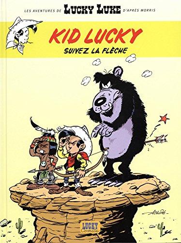 Les aventures de Kid Lucky, Tome 4 : Suivez la flèche