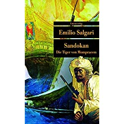 Sandokan: Die Tiger von Mompracem (Unionsverlag Taschenbücher)
