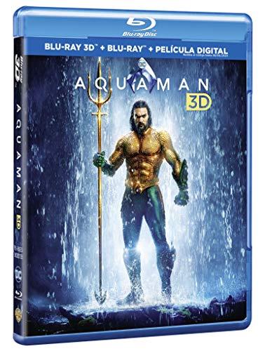 Aquaman: Blu-Ray 3D