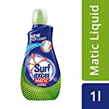 #2: Surf Excel Matic Top Load Liquid Detergent - 1.02L