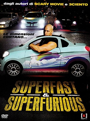 Superfast & Superfurious [IT Import]