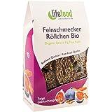 lifefood Feinschmecker Röllchen Feige-Lebkuchengewürz, 4er Pack (4 x 80 g)