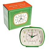 Best Vintage Alarm Clocks - dotcomgiftshop Alarm Clock Bake-A-Like - Choice Of Colour Review