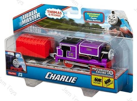 Thomas and Friends Trackmaster Revolution Motorized Engine Trains Mattel Sets Trackmaster Charlie - CDB71