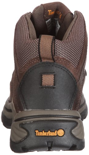 Timberland Damen White Ledge Waterproof Chukka Boots Braun (Dark Brown 242)