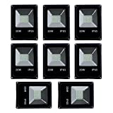 #4: 20w waterproof IP66 LED Flood outdoor light White -20 watt (Pack of 8)