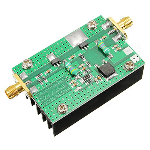 Cikuso 1 MHz-700 MHz 3,2 Watt HF VHF UHF FM Sender RF Leistungsverstaerker Fuer Amateurfunk
