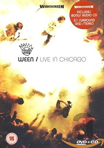 Ween - Live in Chicago (+ Audio-CD) [2 DVDs]