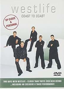 Westlife: Coast To Coast [DVD] [2000]