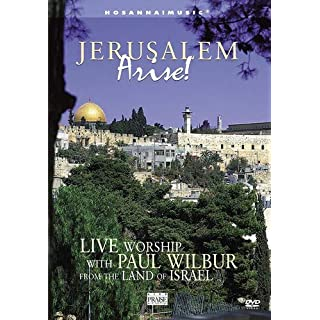 Paul Wilbur: Jerusalem Arise! [DVD]
