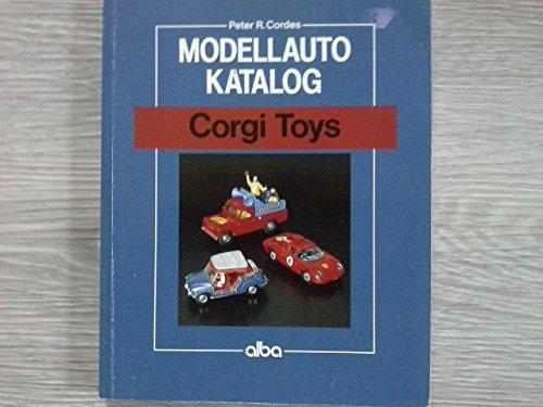 Modellauto-Katalog Corgi-Toys