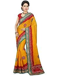 2d810d6a27f3a Utsav Fashion Women s Sarees Online  Buy Utsav Fashion Women s ...