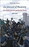 Le journal d'Amaury: Les Vikings aux portes de Paris - 885-887 (Archipels) (French Edition)