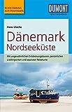 DuMont Reise-Taschenbuch Reiseführer Dänemark Nordseeküste: mit Online Updates als Gratis-Download - Hans Klüche