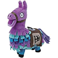 Toy Partner- Fortnite Peluche Llama, Color Rosa,Lila,Azul, Talla única (FNT0037)
