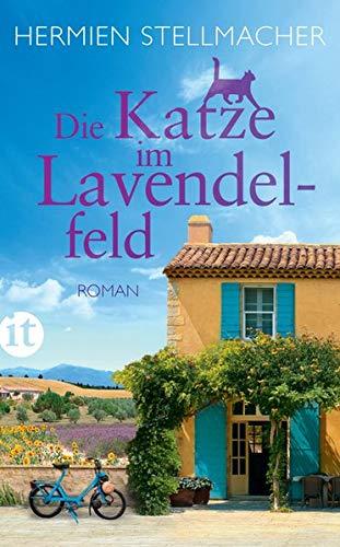 Buchseite und Rezensionen zu 'Die Katze im Lavendelfeld: Roman (insel taschenbuch)' von Hermien Stellmacher