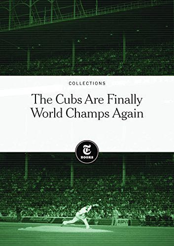 the-cubs-are-finally-world-champs-again-english-edition