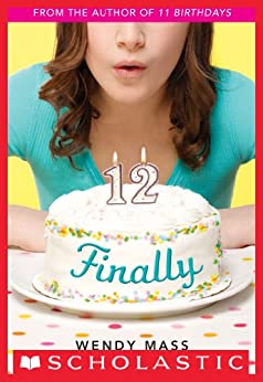Finally: A Wish Novel (Willow Falls) by [Mass, Wendy]