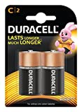 Duracell Alkaline Battery C with Duraloc...