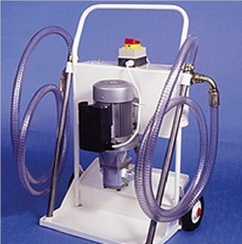 Filtration Unit (flowfit Super Deluxe Portable Filtration Unit 25L/min 415VAC 0,8kW)