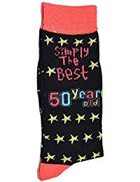 Simply The Best 50 Year Old Socks