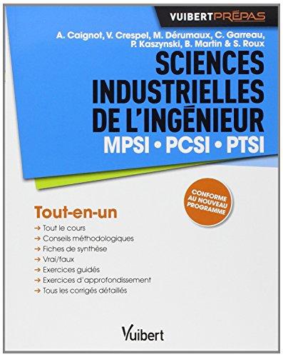 Sciences Industrielles de l'ingénie...