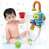 Zhongke Baby Bad Spray Dusche Spielzeug Kind Badewanne Taucher Infant Kid Neugeborenen Schwimmbad...