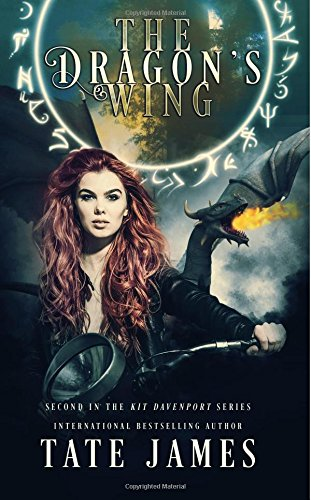 The Dragon's Wing: Volume 2 (Kit Davenport)