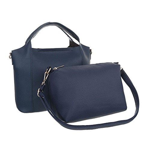 Taschen Tragetasche Blau