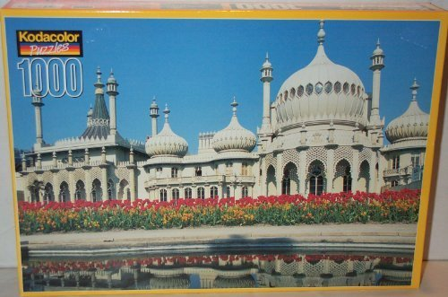 Royal Pavillion, England 1000 Piece Jigsaw Puzzle by Kodacolor