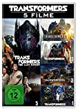 Transformers 1-5 [5 DVDs] -