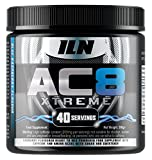 Best Pre Workout Supplements Women - Iron Labs Nutrition, AC8 Xtreme (Blue Raspberry) Review