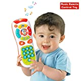Best Toys For A 6 Month Olds - ACTRINIC Baby 6-12 months Remote Control Toys Review