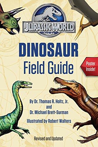 Jurassic World Dinosaur Field Guide (Jurassic World) por Thomas R. Holtz