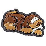 Fußmatte aus rutschfestem Gummi, mit Hundemotiv, 40x 70cm, geformte Matte, Modell: Format 26