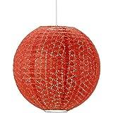 suspension boule papier luminaires eclairage. Black Bedroom Furniture Sets. Home Design Ideas
