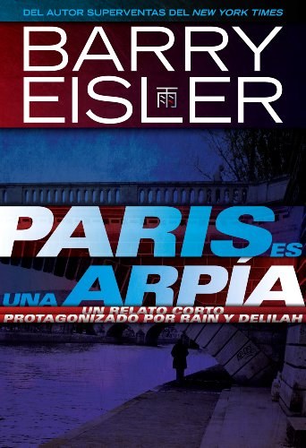 París es una arpía (Paris is a Bitch, Spanish edition)
