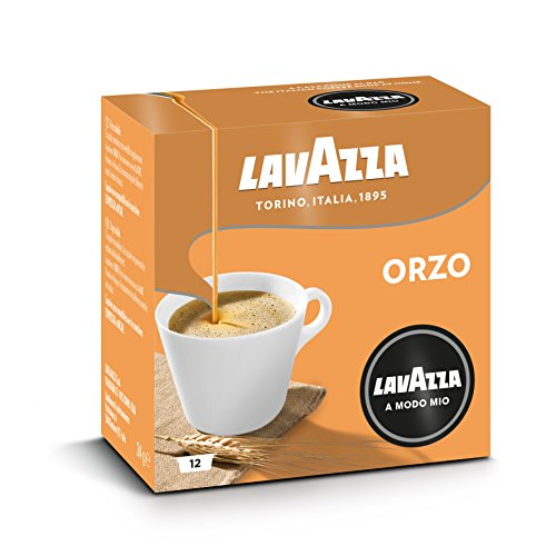 Lavazza Capsule Caffè A Modo Mio Orzo - 10 confezioni da 12 capsule [120 capsule]