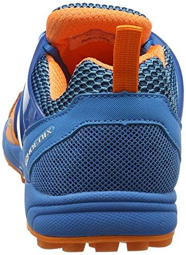 KOOKABURRA Phoenix Schuh Donau Hockey blau / orange