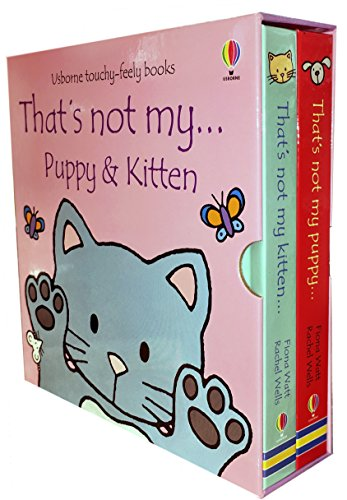That's not my Puppy and Kitten - Usborne