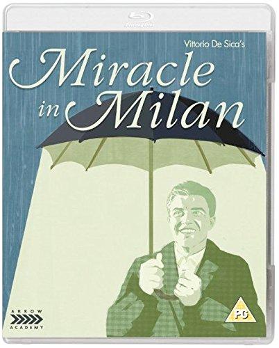 Miracle In Milan (2 Blu-Ray) [Edizione: Regno Unito]