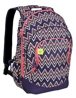 Lässig Rucksack Backpack Big, Peak Dark Purple