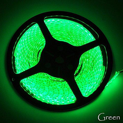 Prevently Living Colors Iris LED-Streifen Band Licht Buntes LED Lichtschlauch Festzelt SMD Flexible Band 300led DC12V Indoor Outdoor Beleuchtung Seil für Weihnachten (Colour E) (Living Color-band)
